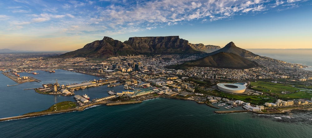 Cape Town harbour travel, leopard travel